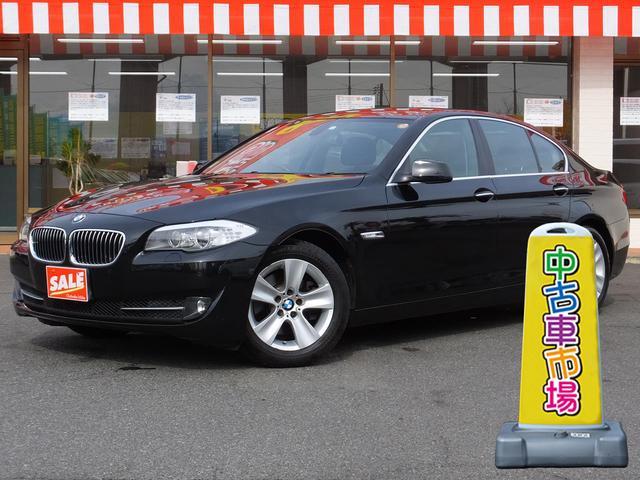 BMW 5シリーズ 528i 純正HDDナビ バックカメラ フルセ...