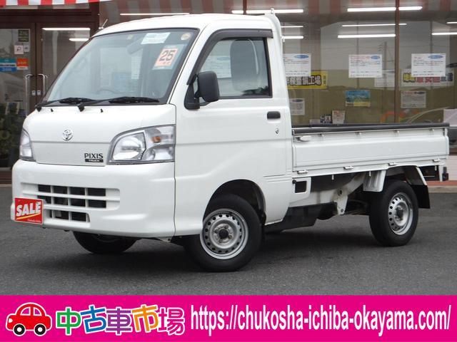 トヨタ スペシャルエアコン・パワステバージョン4WD 5速ミッション