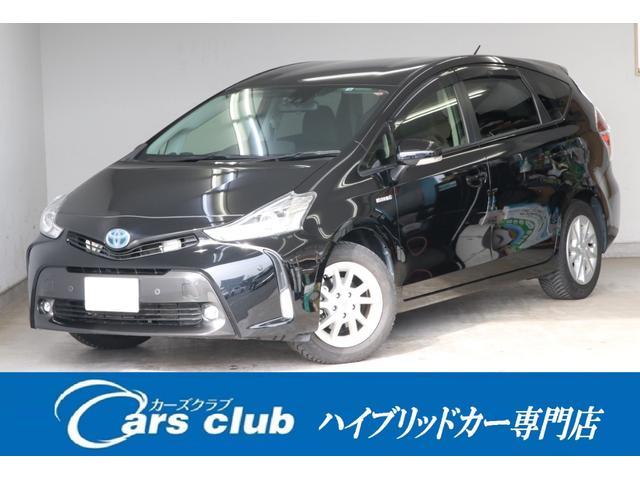 トヨタ S プリクラッシュ 踏み間違い防止 8型ナビ HV1年保証付