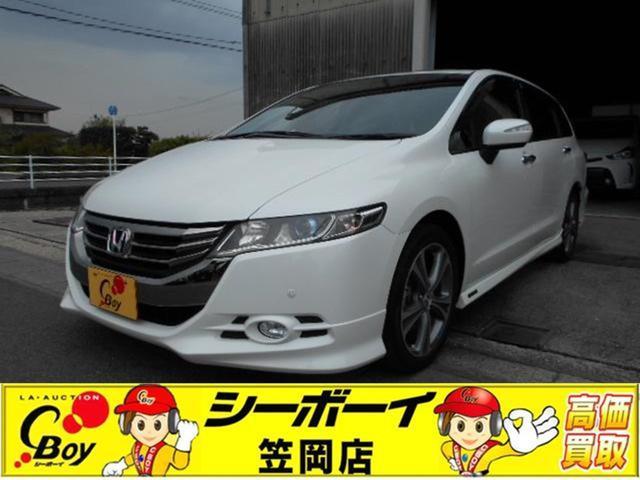 オデッセイ(ホンダ) MX・エアロパッケージ 中古車画像