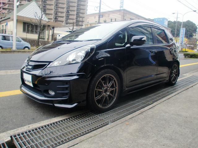ホンダ RS 無限エアロ 無限グリル レイズ17インチアルミ HID