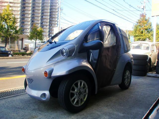 トヨタ トヨタ  コムス 12インチアルミホイール 充電ケーブル付