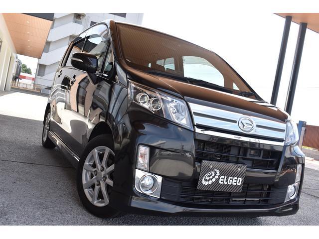 ダイハツ カスタム X SA カロッツェリアサイバナビ フルセグTV プッシュスタート 衝突被害軽減ブレーキ Bluetooth LEDヘッドライト フォグランプ