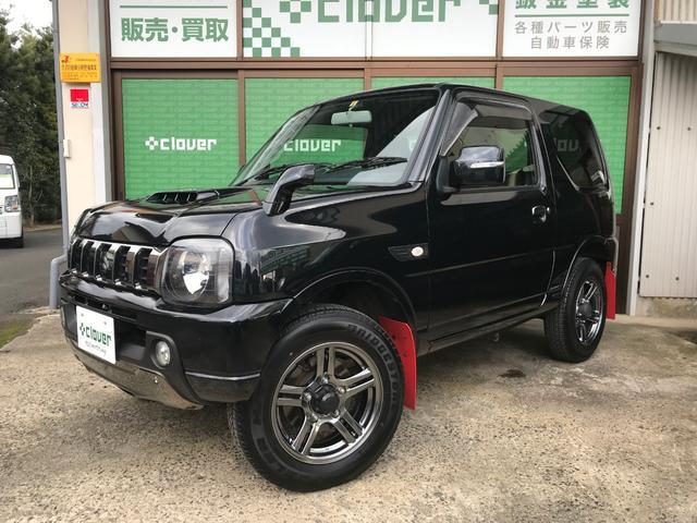 スズキ ランドベンチャー 4WD ワンオーナー CD キーレス AW