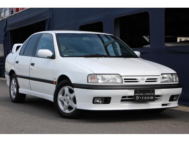 2.0T4 アテーサ フルタイム4WD 5MT オーテックバージョンリアウイング ビスカス式LSD P10系前期最終モデル