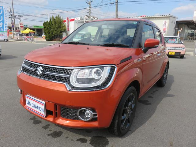 「スズキ」「イグニス」「SUV・クロカン」「岡山県」の中古車