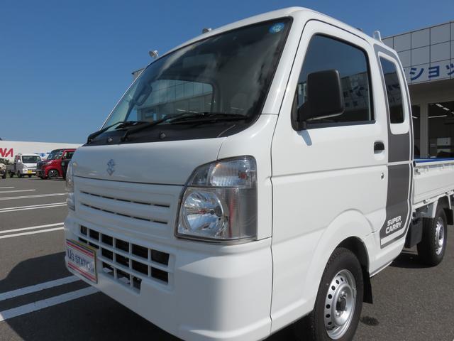 「スズキ」「スーパーキャリイ」「トラック」「岡山県」の中古車