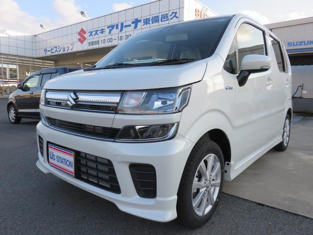 「スズキ」「ワゴンR」「コンパクトカー」「岡山県」の中古車