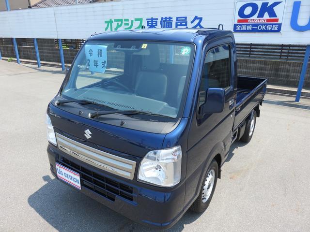 スズキ KCスペシャル デュアルカメラブレーキサポート 2WD 3AT スピーカ内蔵ラジオ