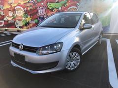 VW ポロTSIコンフォートライン キーレス スタッドレス 保証付き
