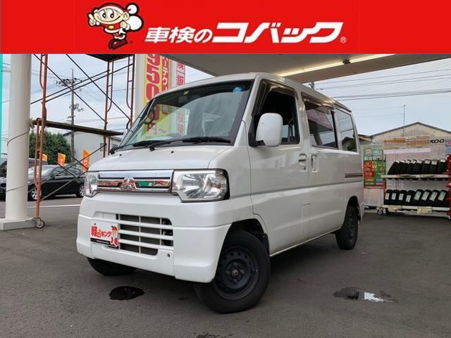 三菱 ブラボー 4WD 四駆 オートマ AT ハコバン 軽バン