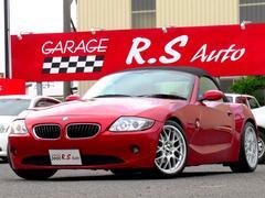 BMW Z42.5i キーレス 電動OP BBS 点検簿 全国1年保証