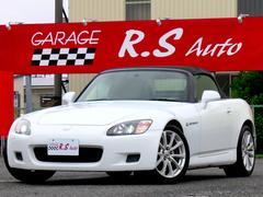S2000ベースグレード 6速MT 革 電動オープン 全国1年保証