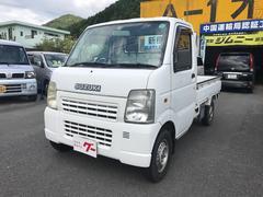 キャリイトラックKCエアコン・パワステ 三方開 MT 軽トラック