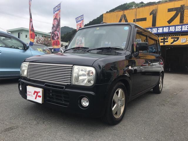 マツダ ターボ 軽自動車 ブルーイッシュブラックパール3 AT