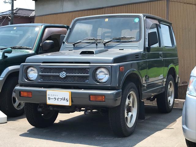 スズキ HC  4WD ターボ 5速MT