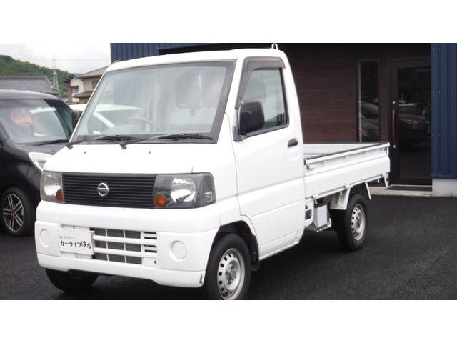 日産 エアコン  5速MT  三方開  軽自動車
