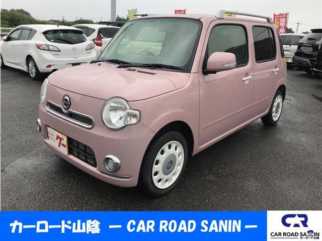ダイハツ ココアXスマートセレクションSN ナビ 軽自動車 CVT