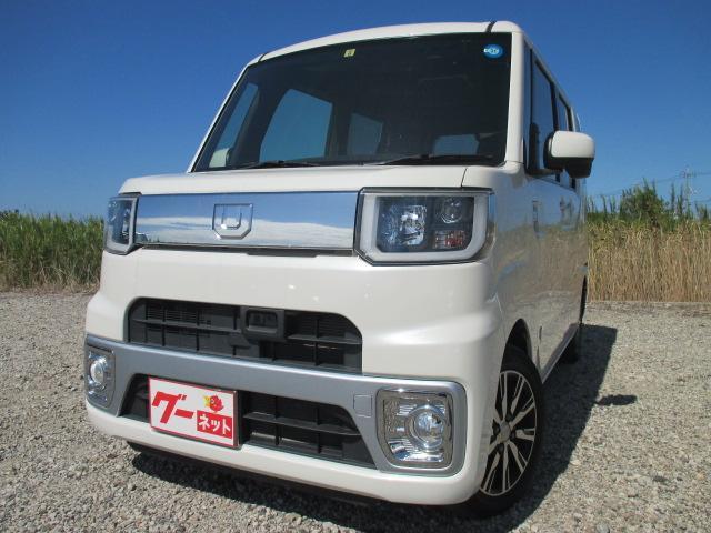 ダイハツ X SA 4WD