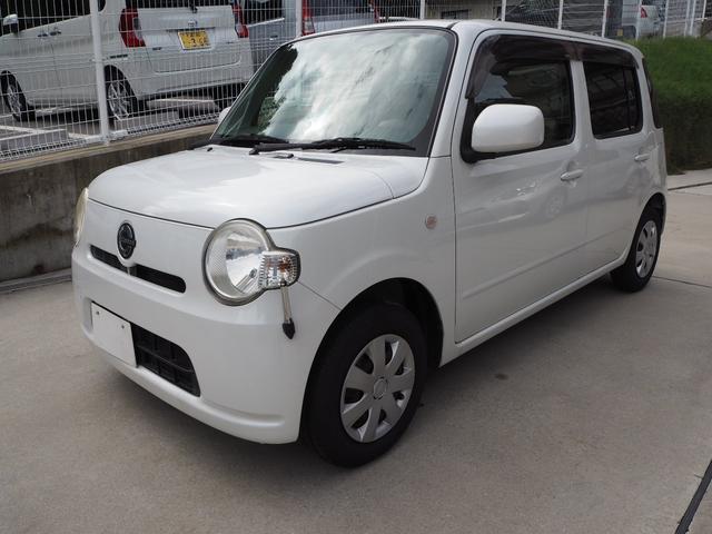 ココアX ETC 軽自動車 パールホワイト スマートキー(1枚目)