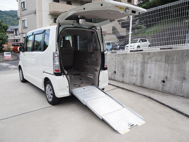 ホンダ N-BOX+ スローパー 電動ウインチ Goo1年間無料保証