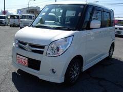 パレット660 XS ナビ 軽自動車 パールホワイト AT AC