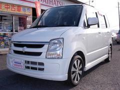 ワゴンR660 FX−Sリミテッド HDDナビ 軽自動車 ETC
