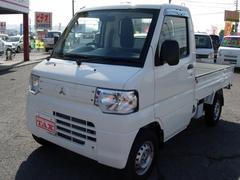 ミニキャブトラック660 Vタイプ AC MT 軽トラック ホワイト