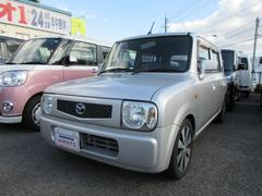 スピアーノ660 XF 軽自動車 シルキーシルバーメタリック AT