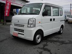 エブリイPA 軽自動車 スペリアホワイト  MT AC