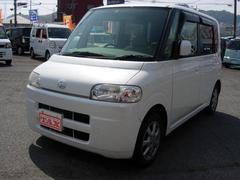 タントX ナビ 軽自動車 パールホワイトIII