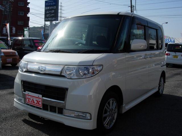 ダイハツ 660 カスタムXリミテッド TV ナビ 軽自動車