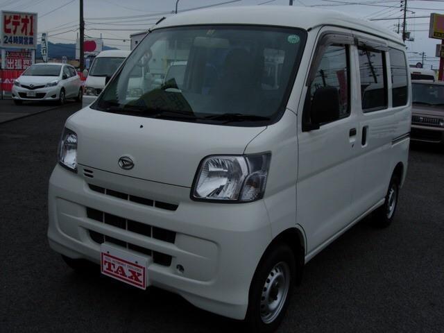 ダイハツ 660 スペシャル AC AT 修復歴無 軽バン