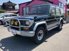 ランドクルーザープラドSXワイド ナビ 15インチAW 4WD ETC