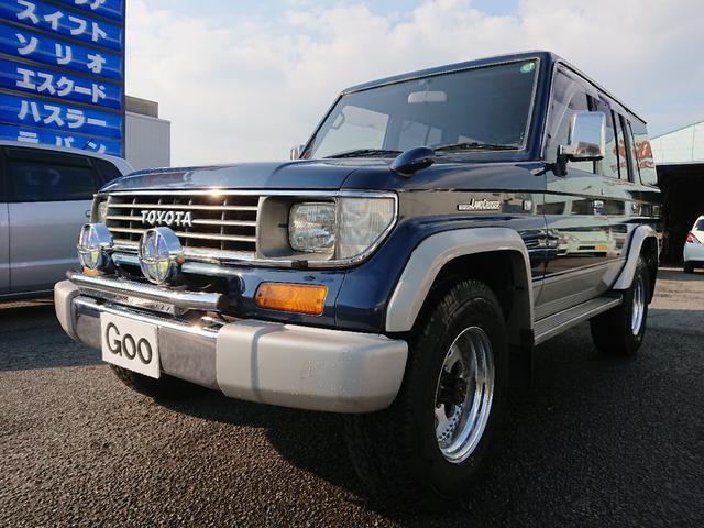 トヨタ SXワイド 3L サンルーフ 地デジナビ