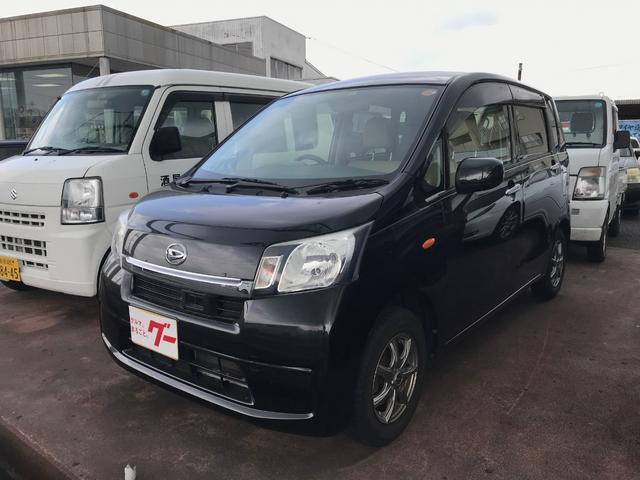 ダイハツ L エコアイドル スマアシ CD キーレス 軽自動車