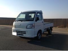 ハイゼットトラックスペシャル エアコン パワステ 4WD 5MT