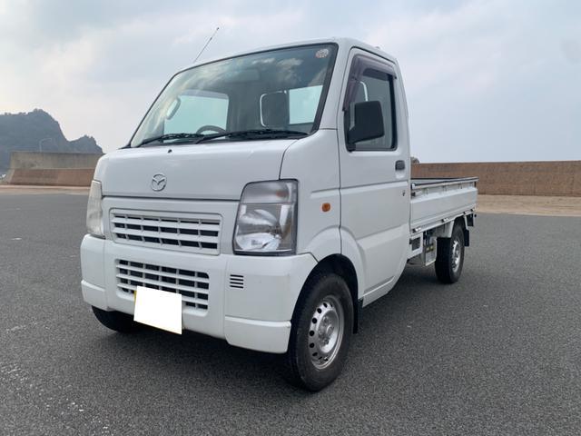 マツダ KCエアコン・パワステ 4WD 5速MT