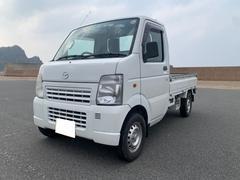 スクラムトラックKCエアコン・パワステ 4WD 5速MT