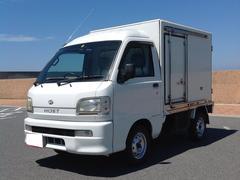 ハイゼットトラック冷凍冷蔵 −5℃〜20℃ エアコン パワステ