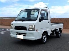 サンバートラックTB 4WD 5MT エアコン パワステ