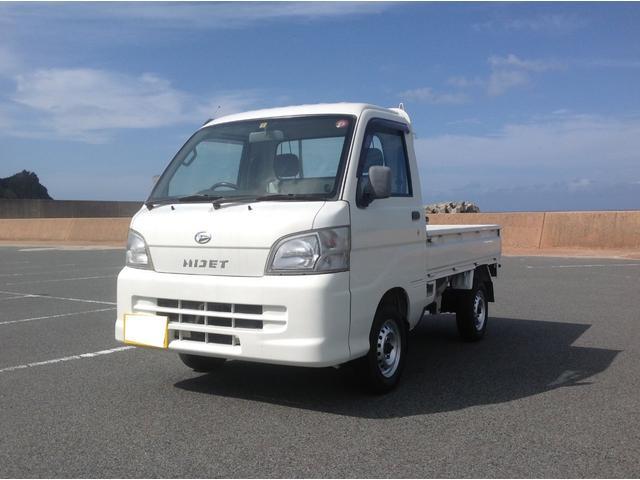 ダイハツ エアコン・パワステ スペシャル 4WD 車検令和2年7月