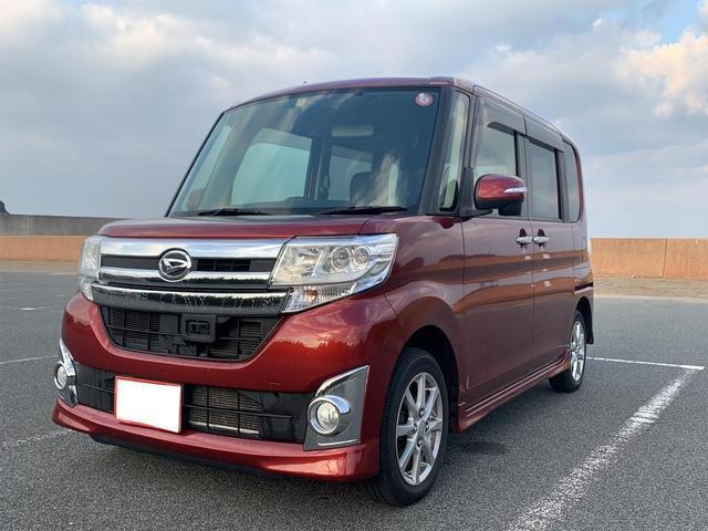 「ダイハツ」「タント」「コンパクトカー」「島根県」の中古車