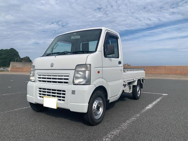 スズキ キャリイトラック KCエアコン・パワステ オートマ AT 4WD