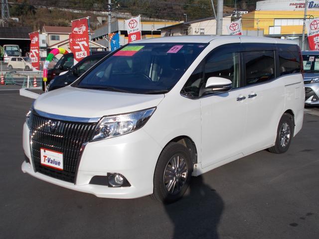 トヨタ Xi 両側電動スライドドア・リアモニター付き
