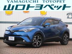 C−HRG 試乗車 Toyota Safety Sense P