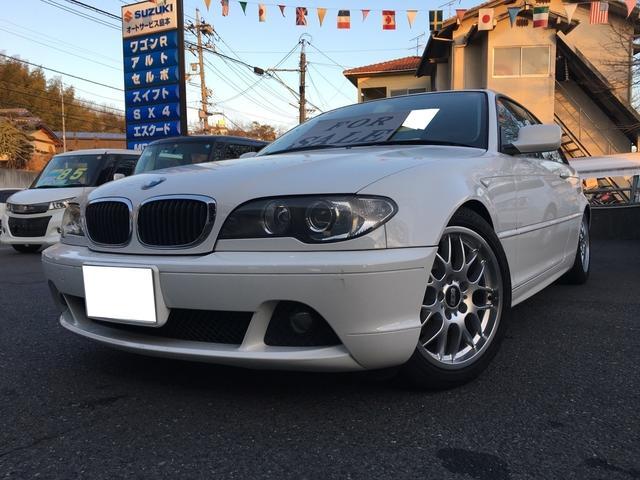 BMW 3シリーズ 318Ci ナビ TV カメラ ETC ローダ...