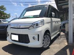 フレアワゴンXS ナビ 軽自動車 自動ブレーキ CVT エアコン