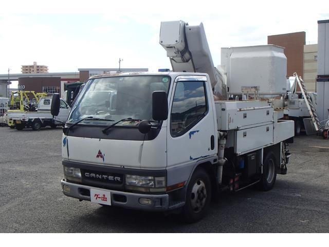 三菱ふそう 高所作業車 アイチ SH106 基本装備 5速MT