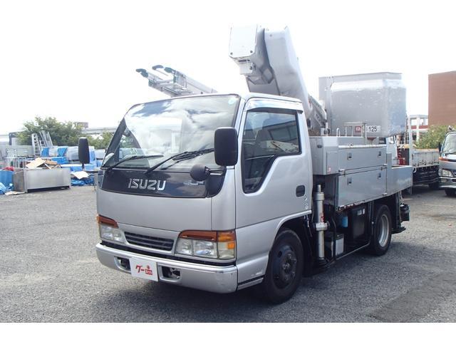 いすゞ 高所作業車 アイチ SH106 基本装備 5速MT